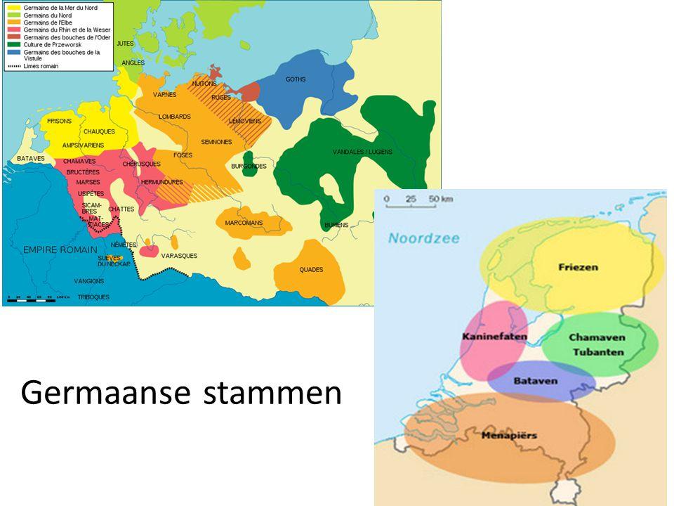 Germaanse stammen