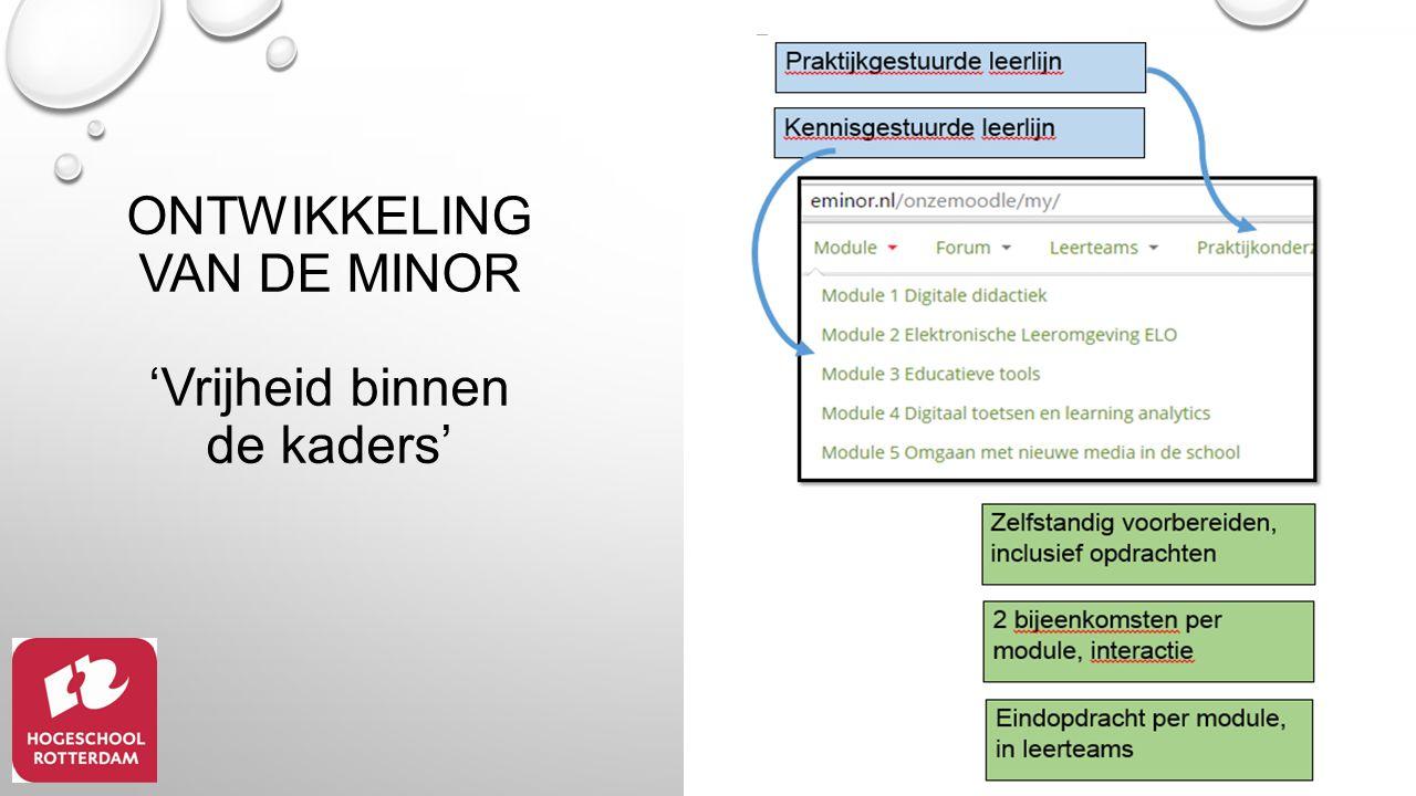 MEER INFO: www.eminor.nl