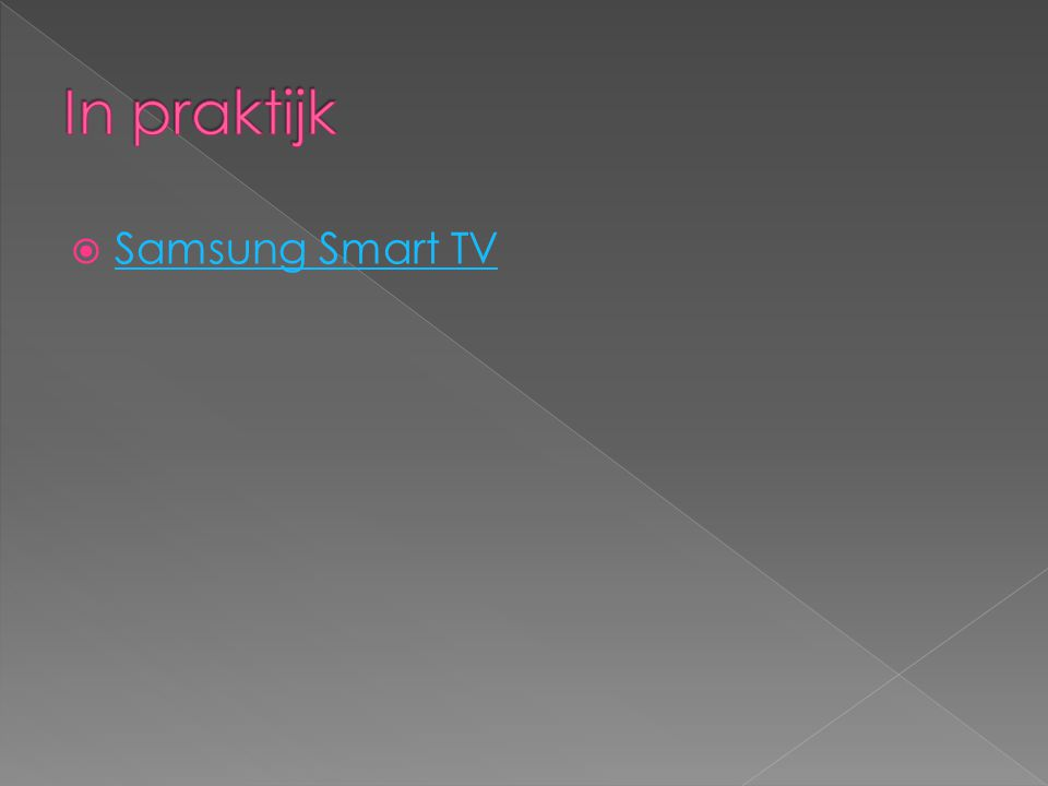  Samsung Smart TV Samsung Smart TV