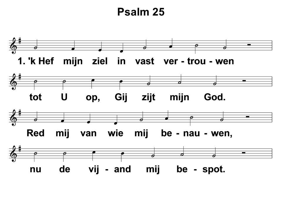 Psalm 25