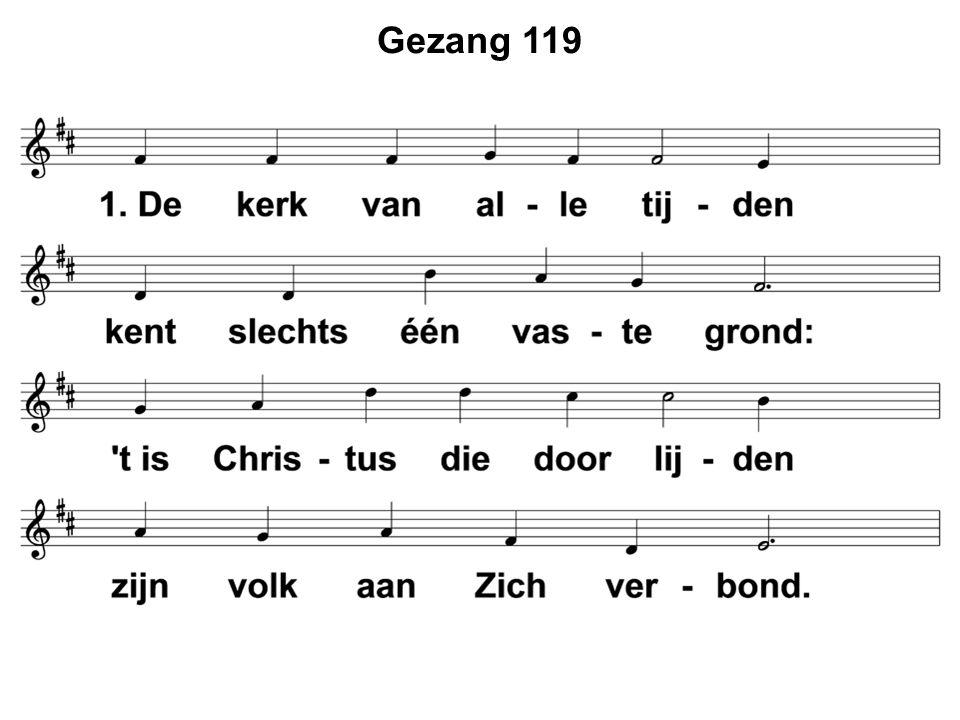 Gezang 119