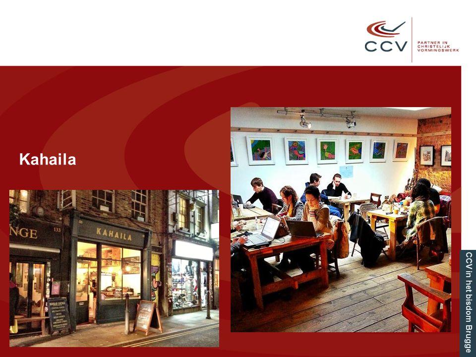 CCV in het bisdom Brugge Hot Chocolate