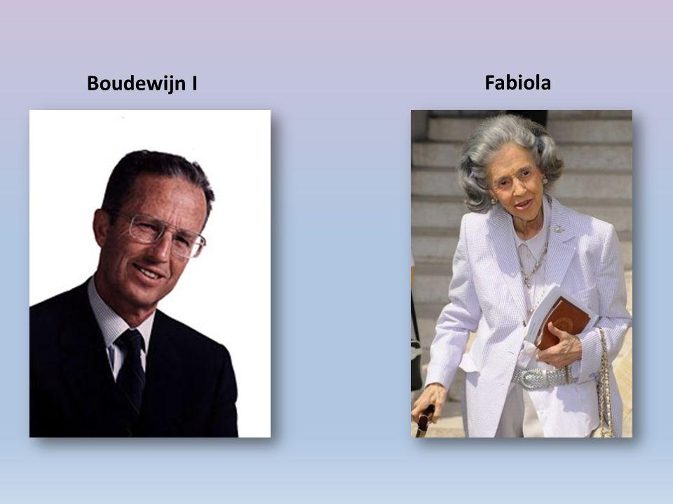 Boudewijn I Fabiola