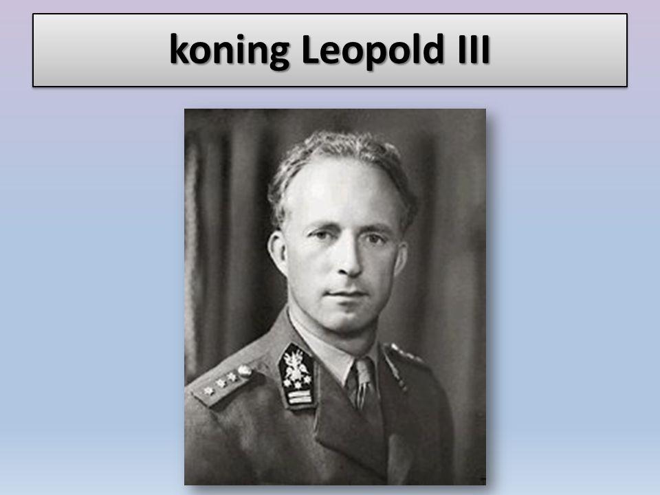 Leopold III Astrid In 1935 sterft koningin Astrid In een auto-ongeluk in Zwitserland.