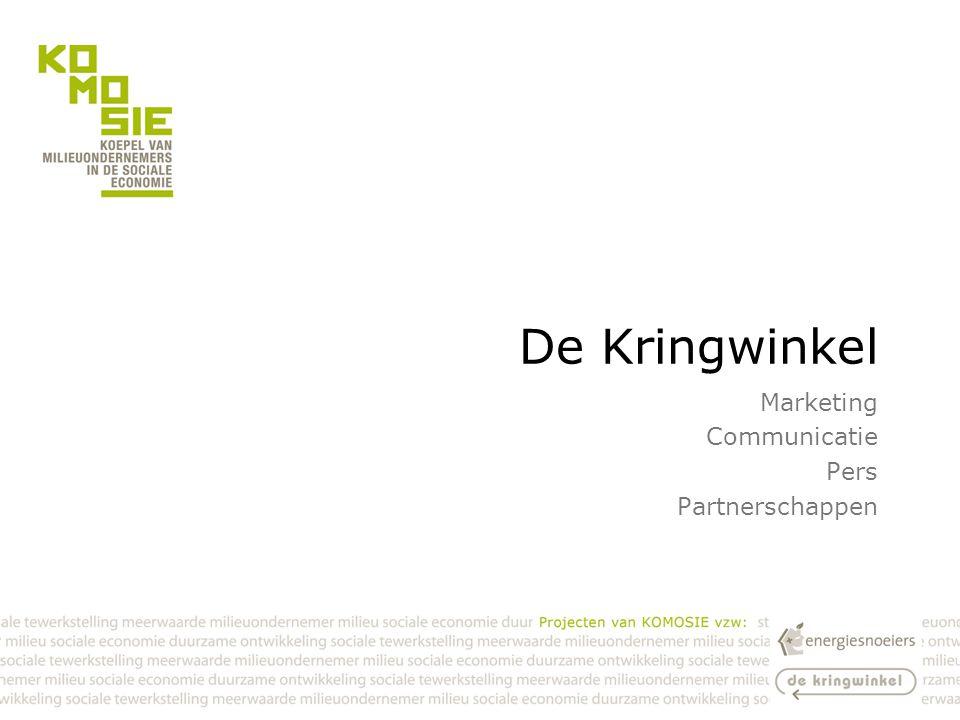 Hoe is De Kringwinkel gestart? Waarom?