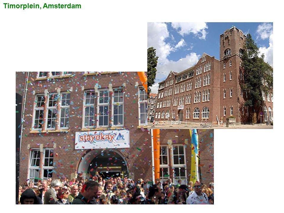 Timorplein, Amsterdam