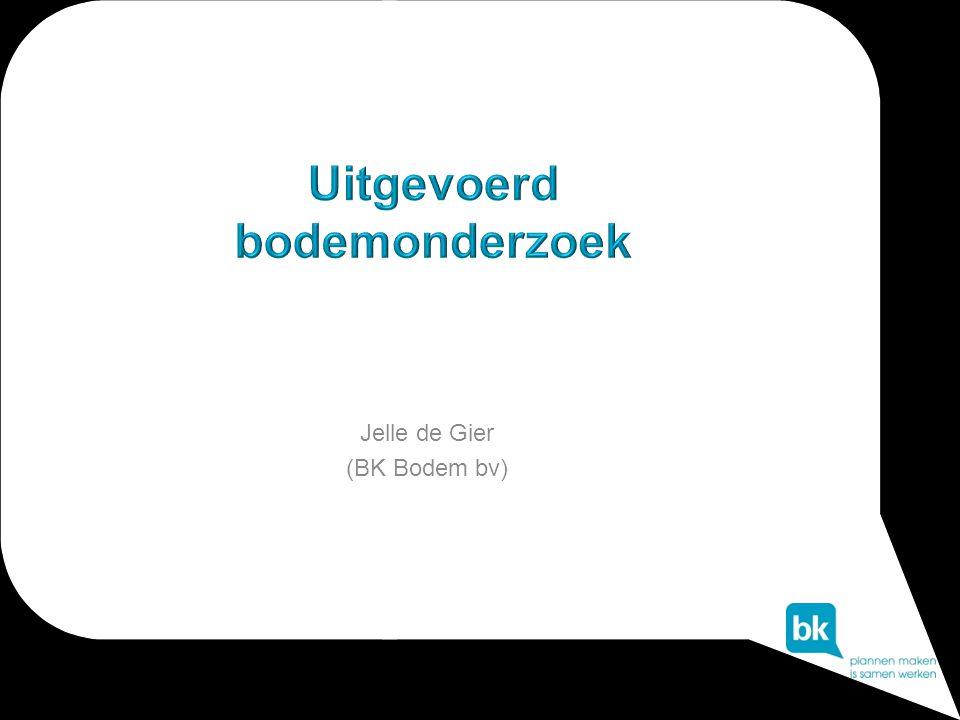 Jelle de Gier (BK Bodem bv)