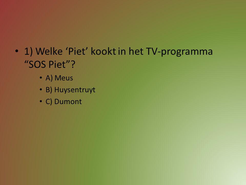 Thema 3: TV
