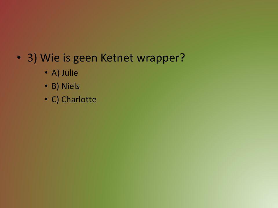 2) Hoe noemen we het nieuws voor kinderen op 'Ketnet'? Schrijf op.