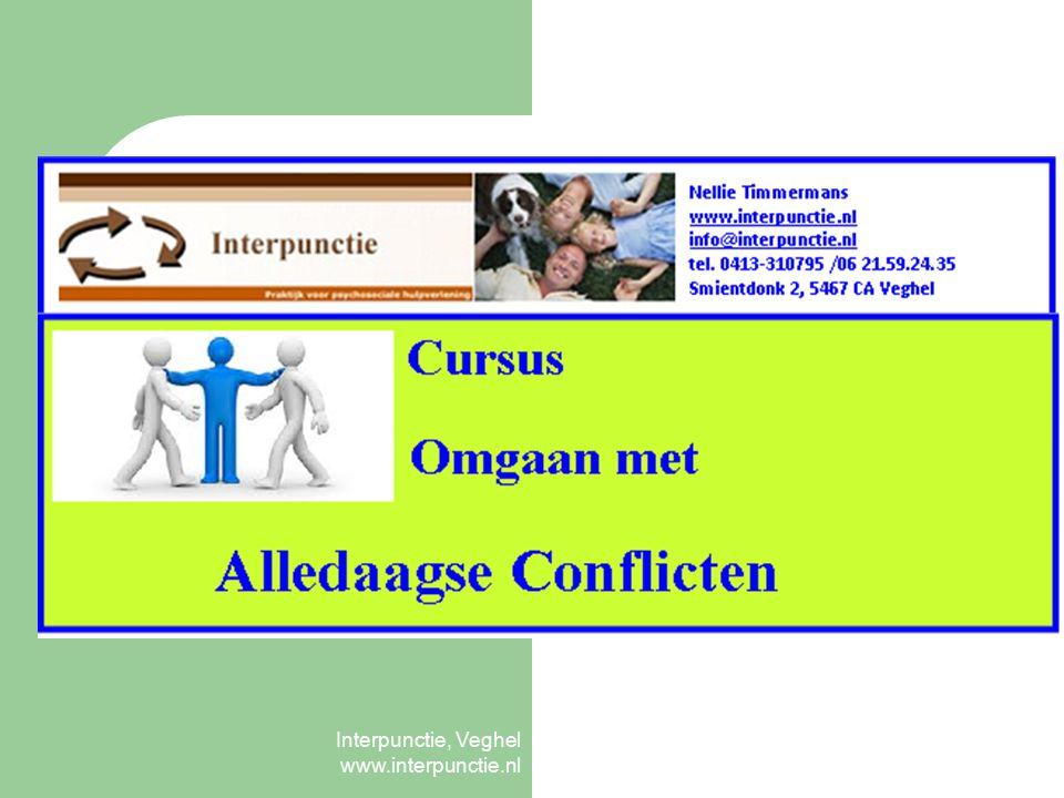 Interpunctie, Veghel www.interpunctie.nl WEB-CURSUS