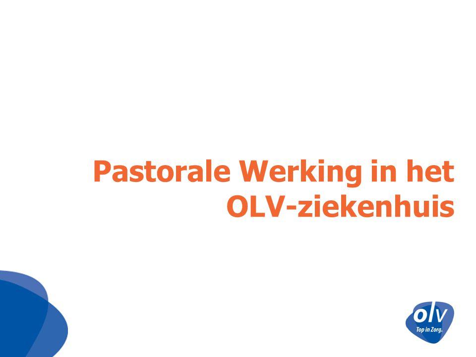 Pastorale Werking in het OLV-ziekenhuis