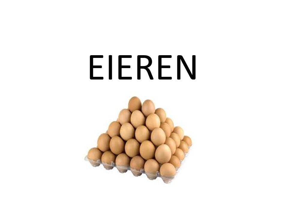 Soorten en grootte Een gemiddeld ei van een kip weegt rond de 66 gram.
