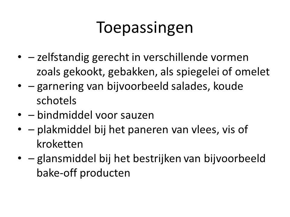 Verbruik Nederlanders eten gemiddeld 180 eieren per jaar.