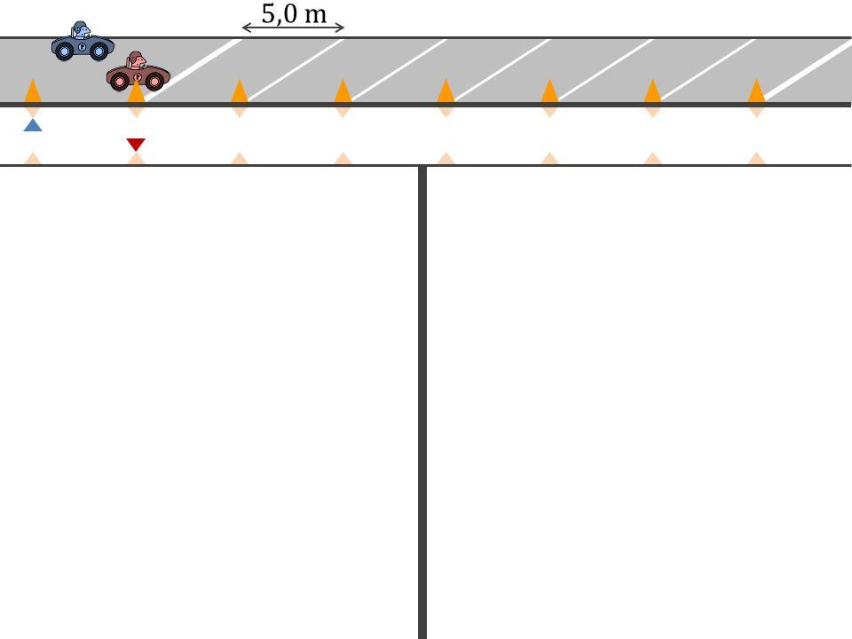 5,0 m