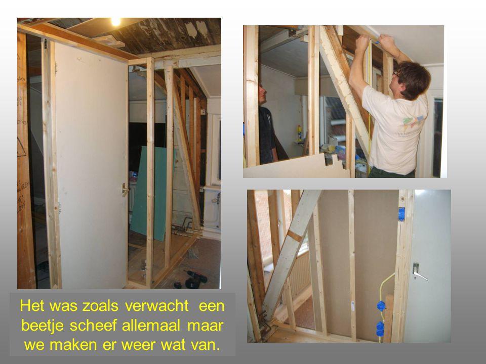Dat was 'm dan weer deel 5 van Kluswoude In deel 6 de werkzaamheden gedaan in februari Klusmania studio jan 2007 In dit deel heb ik getracht een indruk te geven wat er in 5 weken gedaan is.