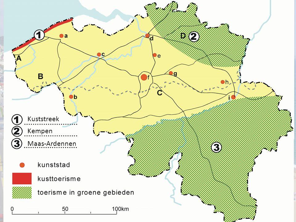 Kuststreek Kempen Maas-Ardennen