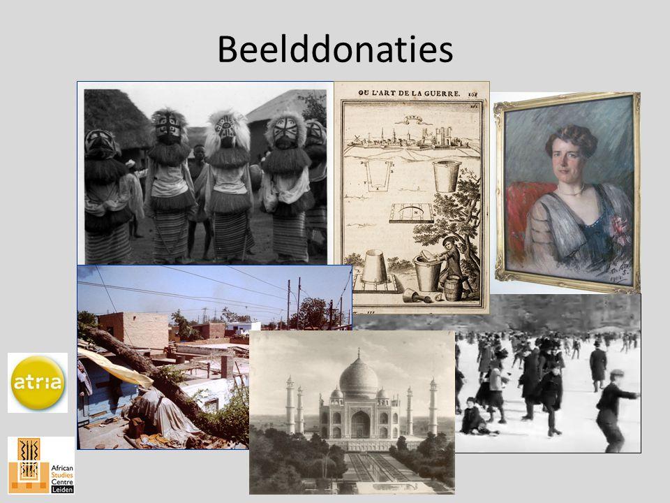 Beelddonaties