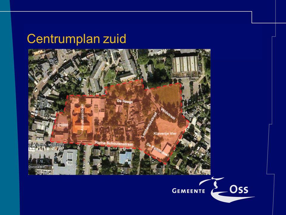 Centrumplan zuid