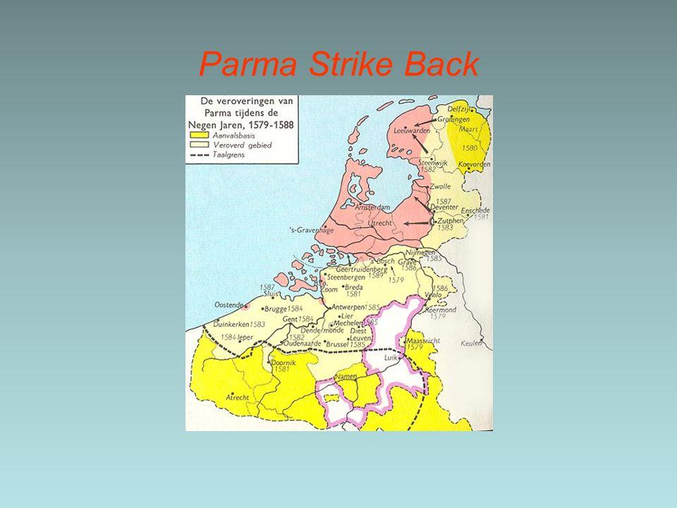 Parma Strike Back