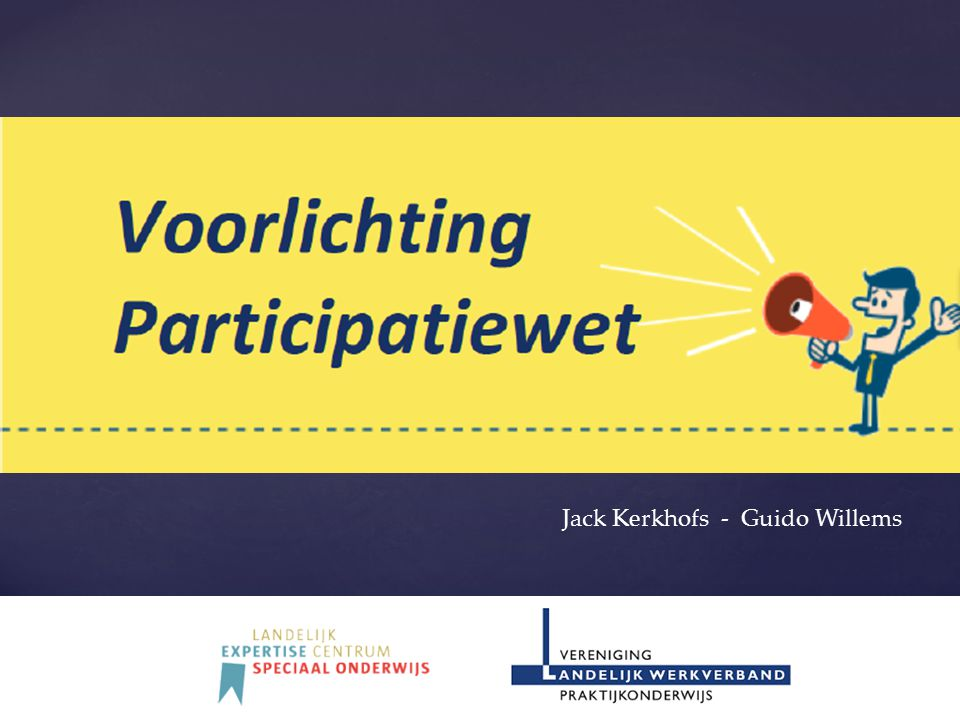 { Jack Kerkhofs - Guido Willems