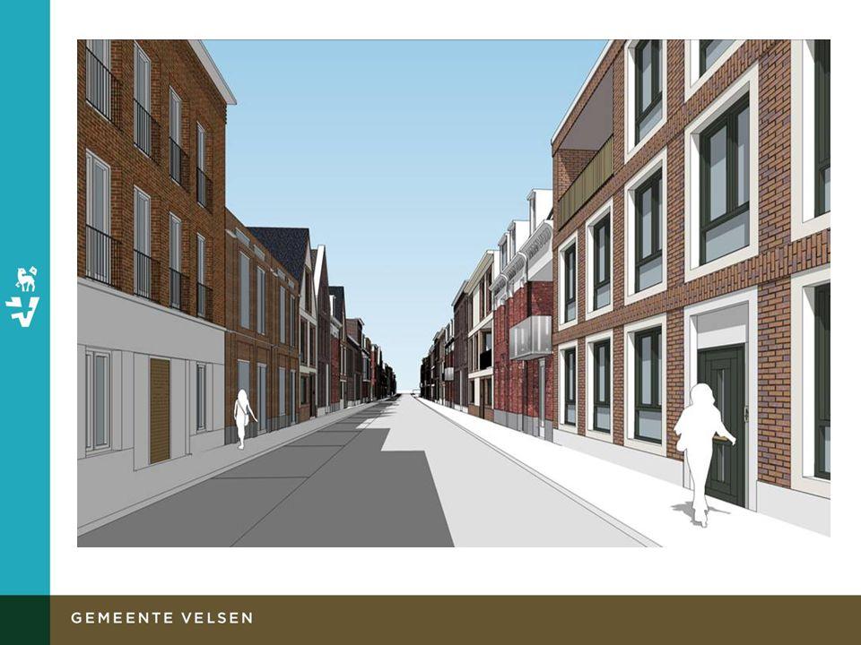 Crisis Woningen incourant en duur Aanpassing stedenbouwkundig plan Behoud van ingezette kwaliteit