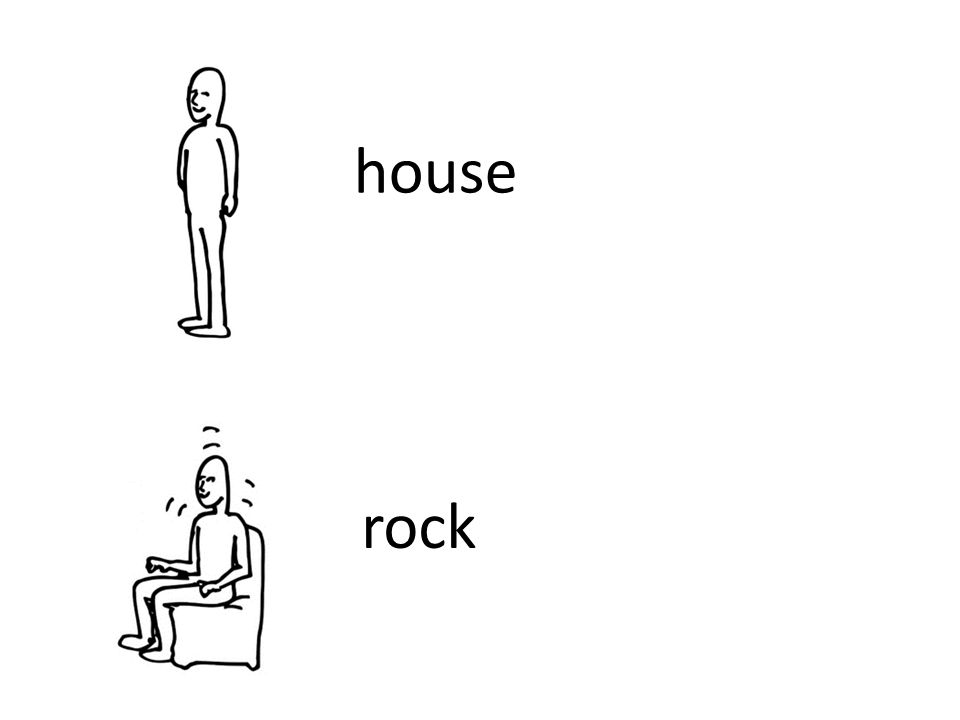 house rock