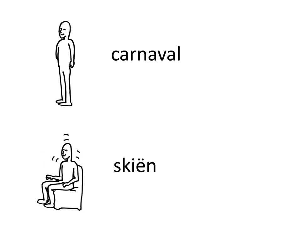 carnaval skiën