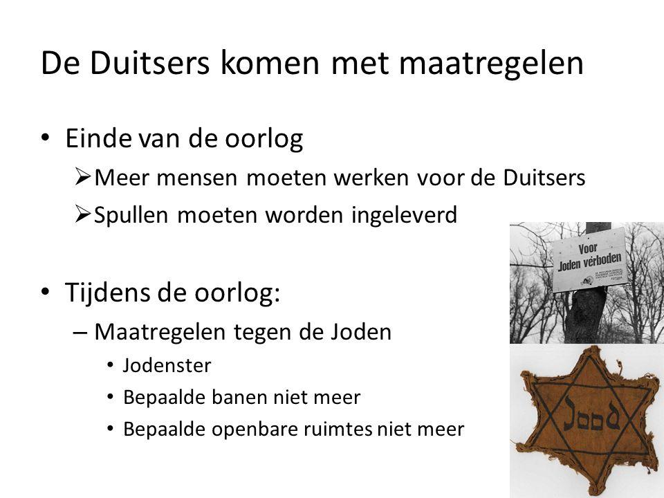 Na de oorlog Collaborateurs worden gestraft.– Zij zijn fout volgens de Nederlanders.