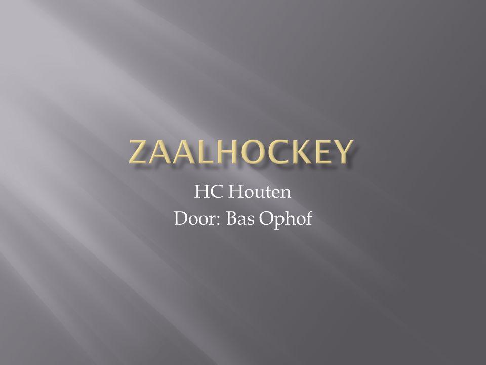 HC Houten Door: Bas Ophof