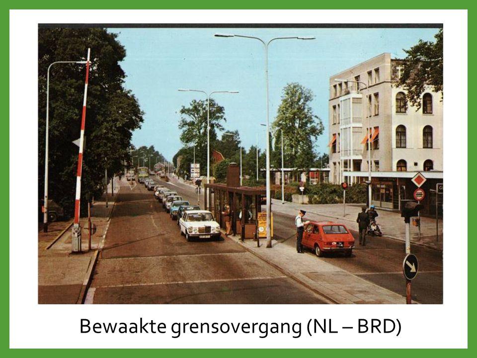 Bewaakte grensovergang (NL – BRD)