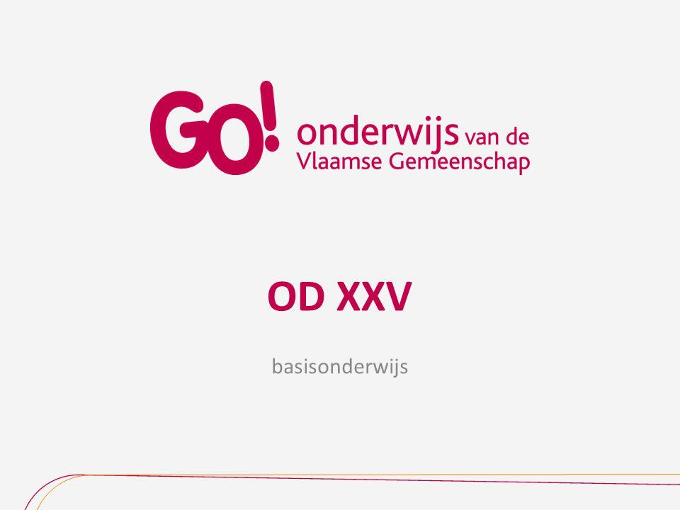 OD XXV basisonderwijs