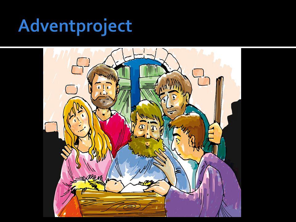 Projectlied Vers 5 Het licht is nu gaan schijnen, de duisternis verdween.