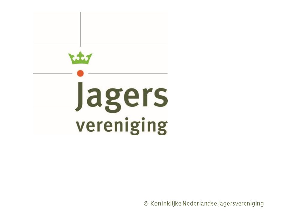 © Koninklijke Nederlandse Jagersvereniging