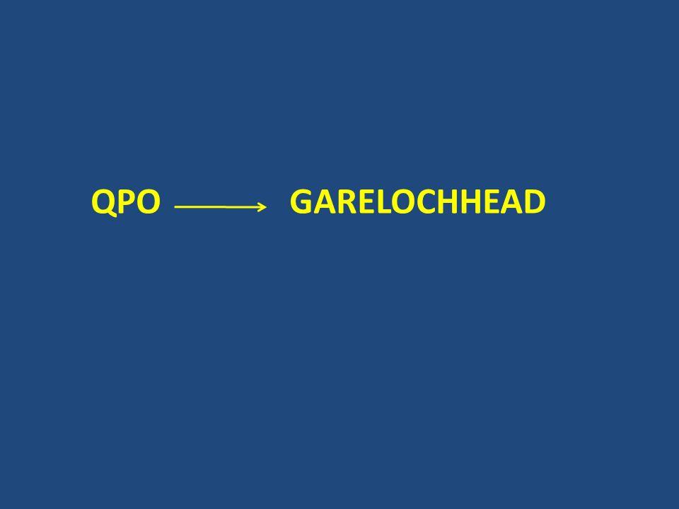 QPO GARELOCHHEAD