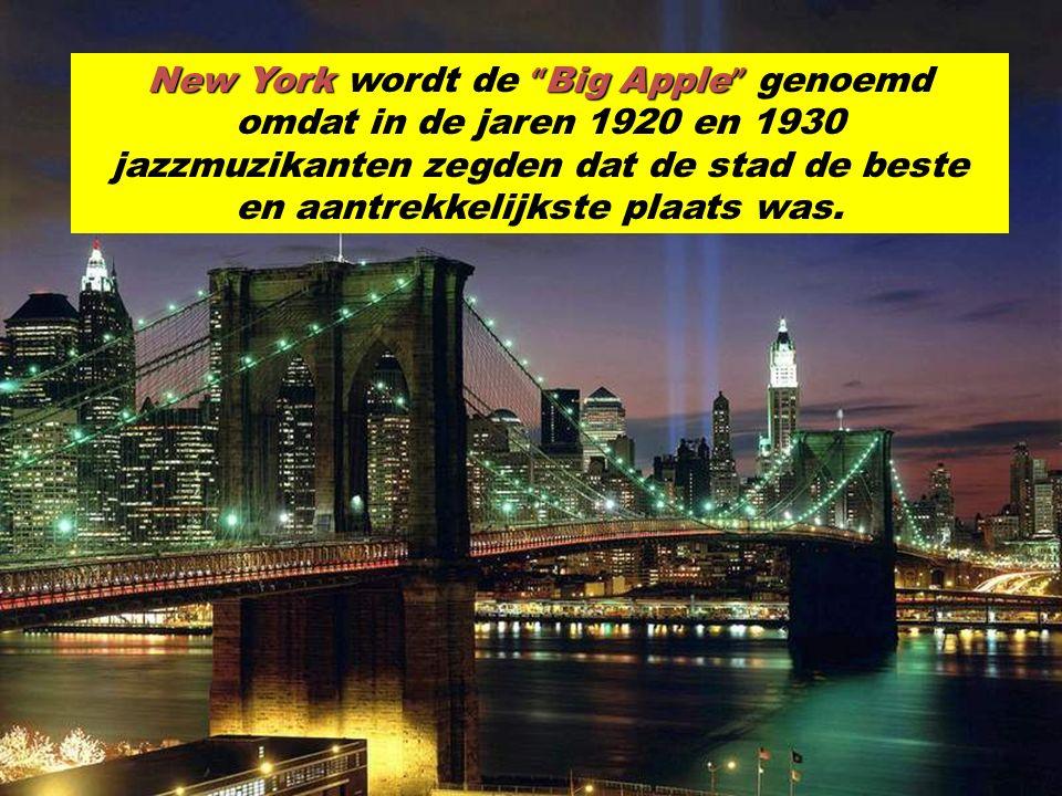 """Albany New YorkCity Albany is de hoofdstad van de staat New York, maar New York City is de """" Big Apple """"."""