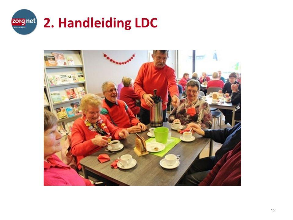 2. Handleiding LDC 12