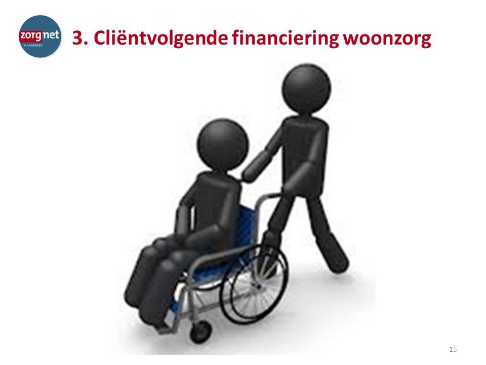 3. Cliëntvolgende financiering woonzorg 15