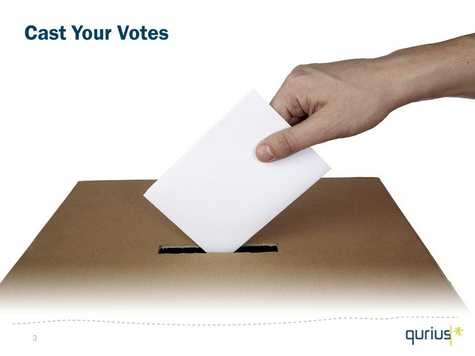 Cast Your Votes 34