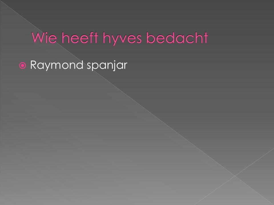  Raymond spanjar
