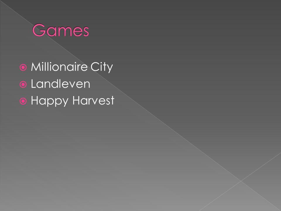  Millionaire City  Landleven  Happy Harvest