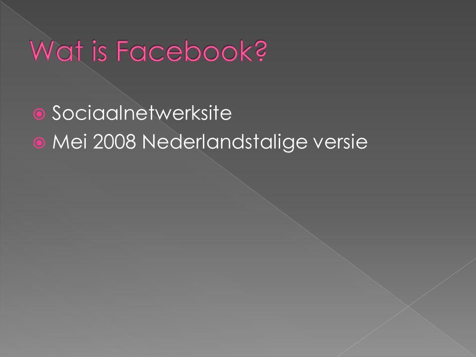  Mei 2008 Nederlandstalige versie