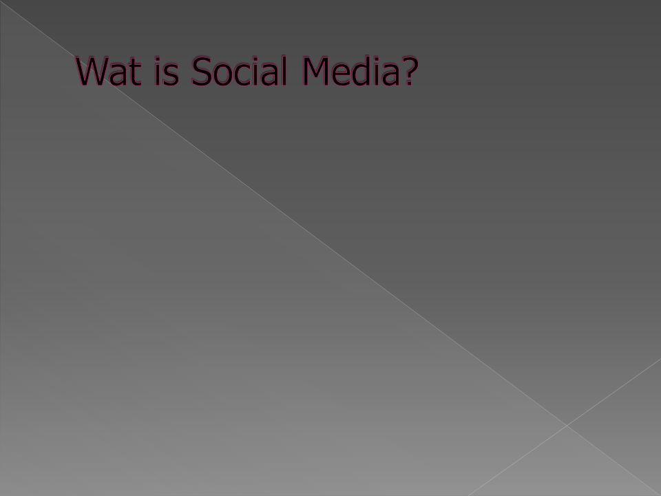  Website bezoeker, belangerijke rol  Inhoud van de website  User generated content