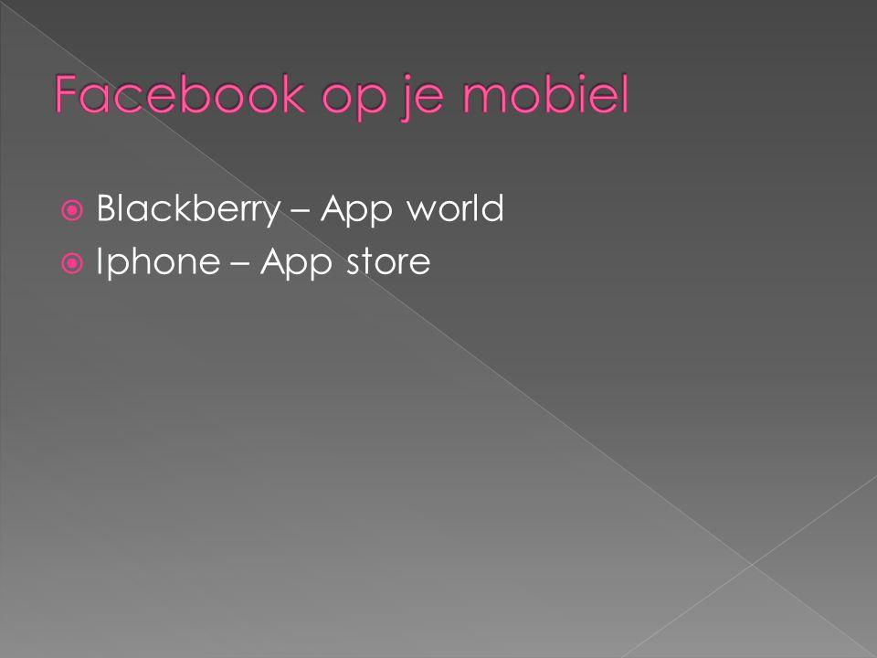  Iphone – App store
