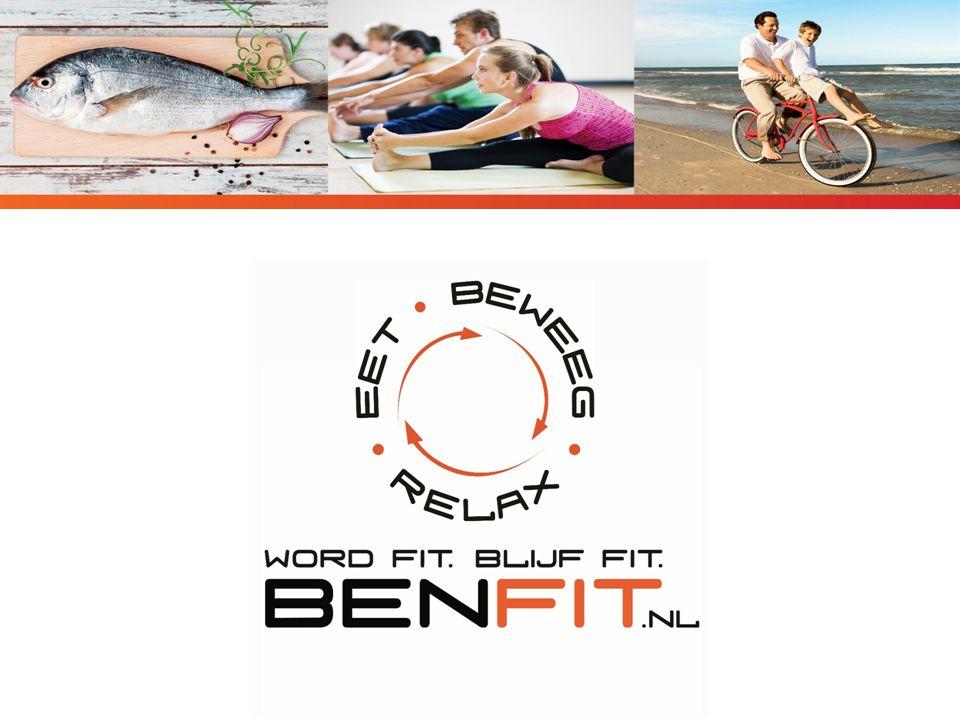BenFit is er WEL voor: Mensen die niet lekker in hun vel zitten en een positieve draai aan hun leven willen geven.