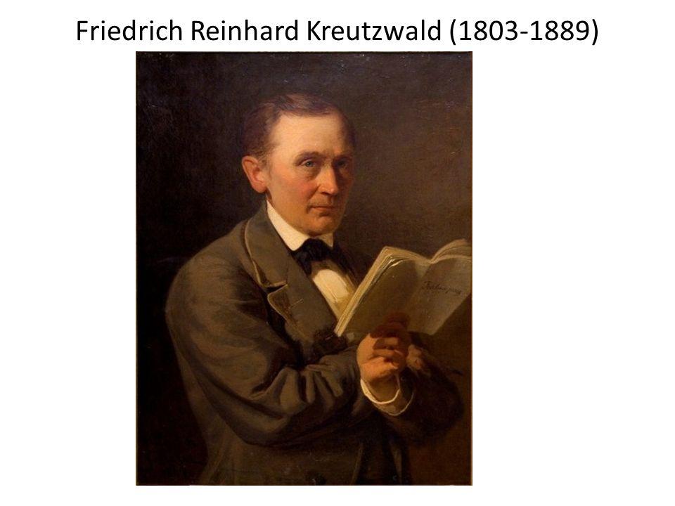 Friedrich Reinhard Kreutzwald (1803-1889)