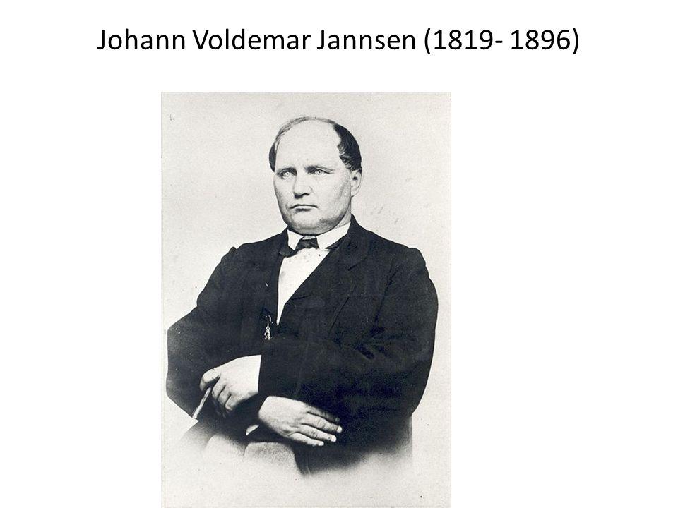 Johann Voldemar Jannsen (1819- 1896)