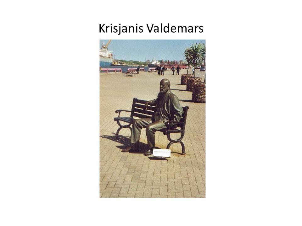 Krisjanis Valdemars