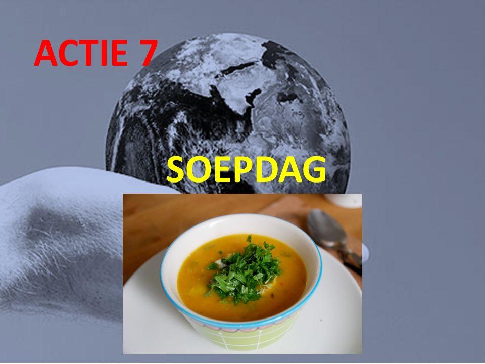 ACTIE 7 SOEPDAG