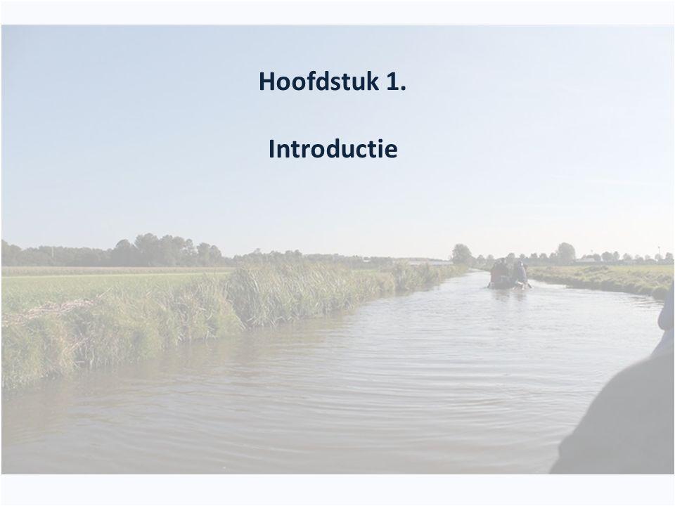 Hoofdstuk 1. Introductie