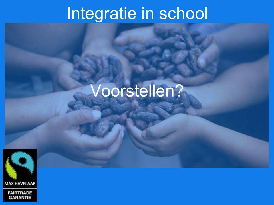 Integratie in school Voorstellen?